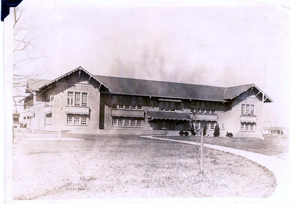 Gentilly terrace elementary school in the 1950s for Terrace school