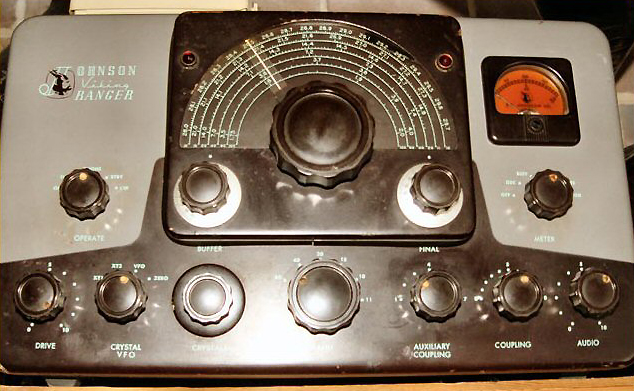 Ham Radio And Vintage Short Wave Radios At The Museum Of