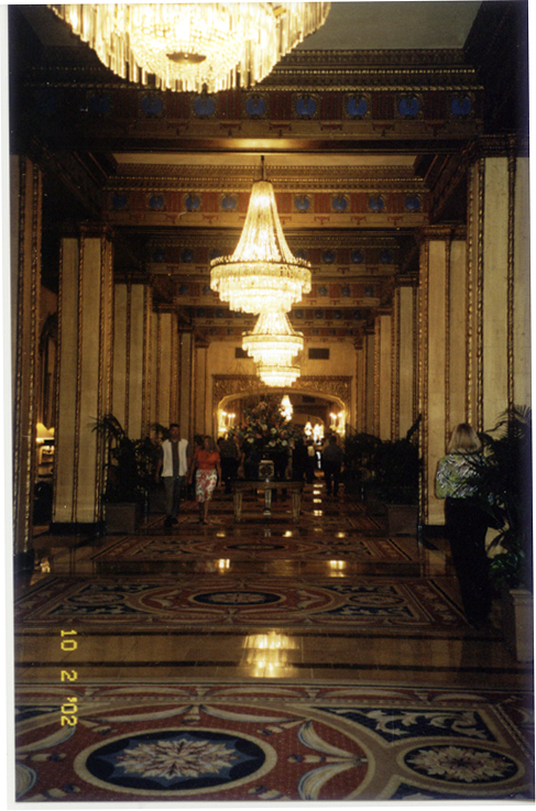 Reminiscences Of The New Orleans Fairmont Roosevelt Hotel